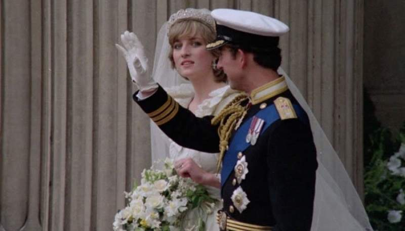 Look back at Prince Charles and Princess Diana's wedding of the century