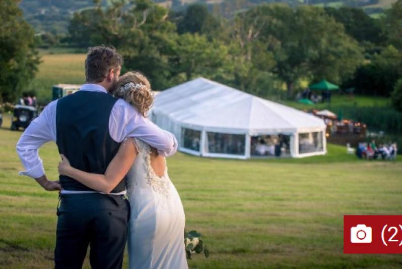 Flintshire events equipment company enters farm-based wedding venue plans