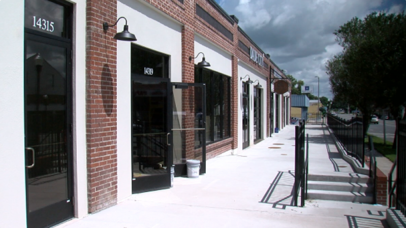 The Block brings brewery, fitness and weddings to Dade City