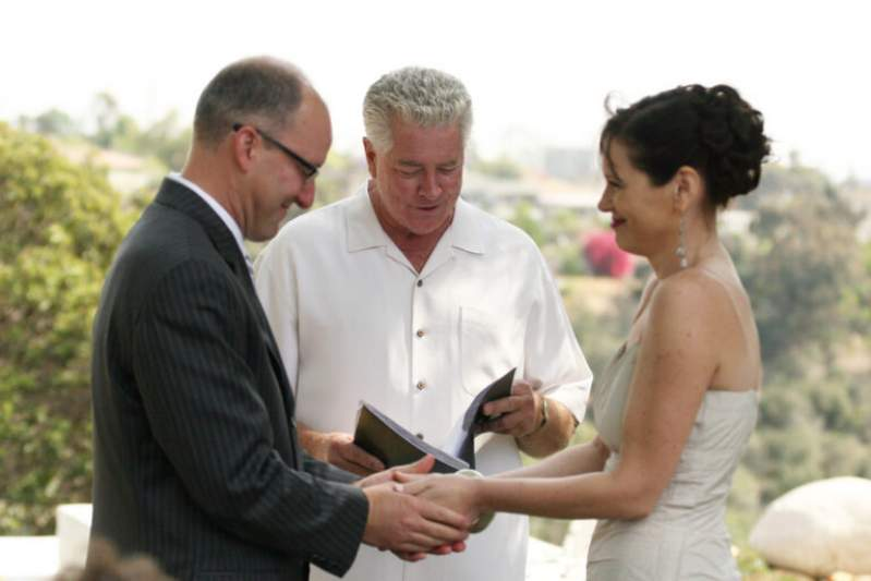So you've been asked to officiate a wedding? Five pieces of advice from the pros