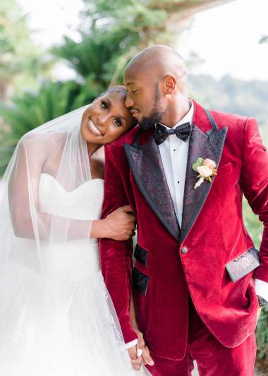All the Photos From Issa Rae's Private Wedding in the South of France