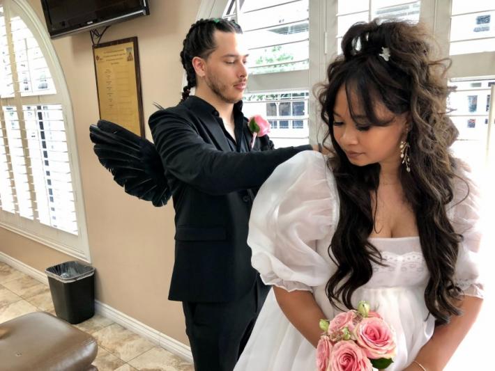 Weddings Surge In Las Vegas As Pandemic Eases Across Nation