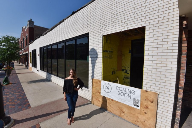 Wedding planner opening new event venue in downtown Wheaton
