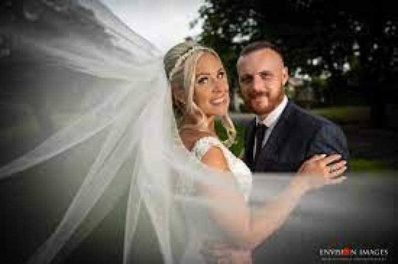 Bride's 'magical' day after wedding industry bounces back