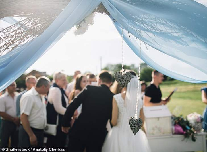 Comeback of the 'bottom drawer' tradition: Couples forced to postpone their weddings during lockdown splash out on household essentials that are on their gift lists, study finds