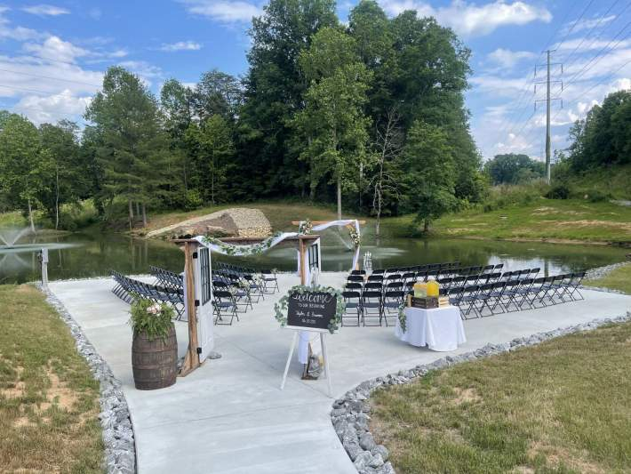 Wedding venue says 'I do' to Connelly Springs