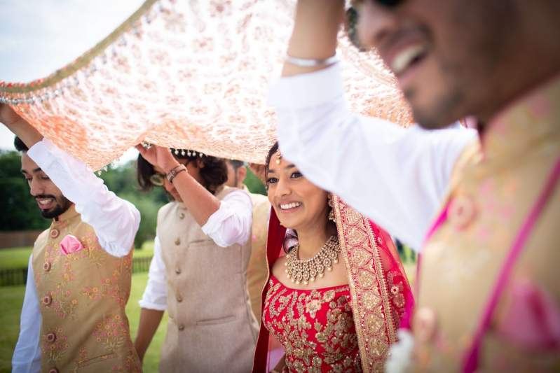 5 Different Styles of Indian Weddings