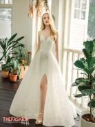 Wedding Gown Guide: Split Wedding Gowns