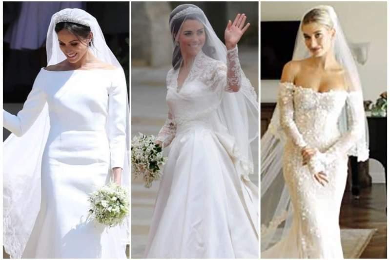 Meghan Markle's Wedding Dress Wins the Decade's Most Popular Wedding Dresses