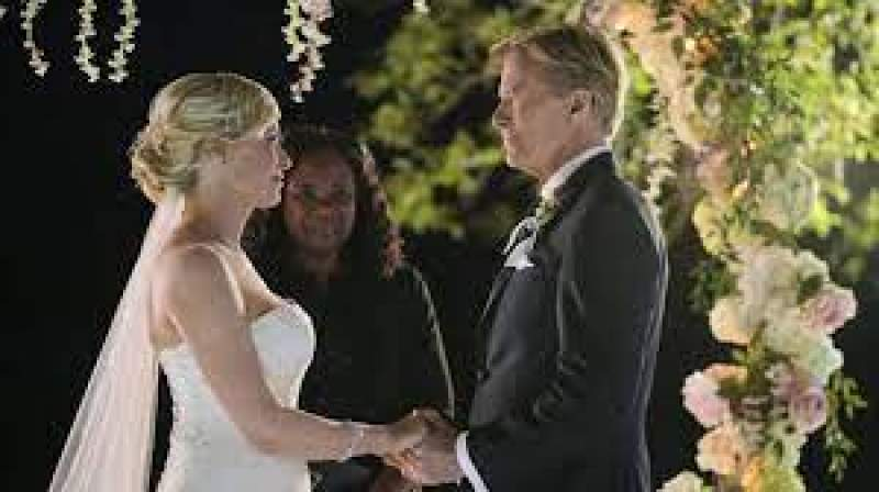 Finally! Hallmark's Olivia and Mick of the Wedding March Movies Are Getting Married