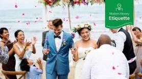 Do You Have To Buy a Gift for a Destination Wedding?