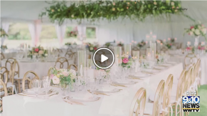 Married in the Mitten: Elegant Wedding Décor with Amy Kate Designs in Elk Rapids