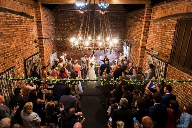 'It's greed': Supplier's fury at popular wedding venue's new charges