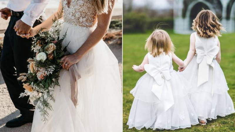 Groom kicks brother out of wedding for ignoring 'no children' rule