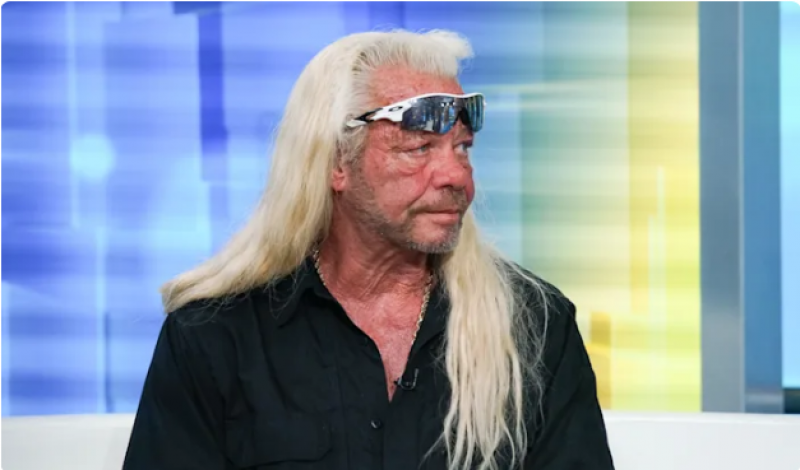 Duane 'Dog' Chapman's daughter accuses him of racism, 'right-wing' views after she's not invited to wedding