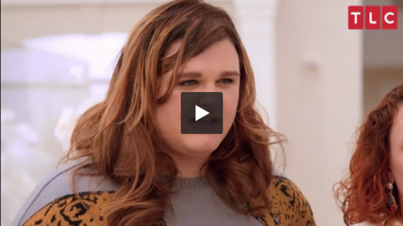 A Transgender Bride Fulfills Her Wedding Gown Dream in Say Yes to the Dress Preview E! Online