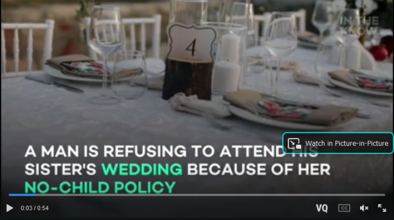 Bride sparks family debate over her 'inconvenient' wedding day rules: 'Some things just don't happen'