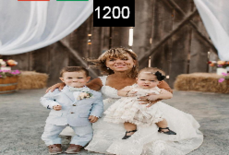 Amy Roloff Dotes on Her Grandkids During Wedding to Chris Marek — See the Adorable Photos!