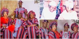 Jaiye Kuti shares photo as she celebrates wedding anniversary and son's birthday