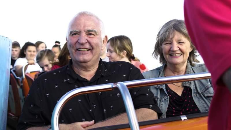 Essex couple recreate honeymoon for golden wedding anniversary