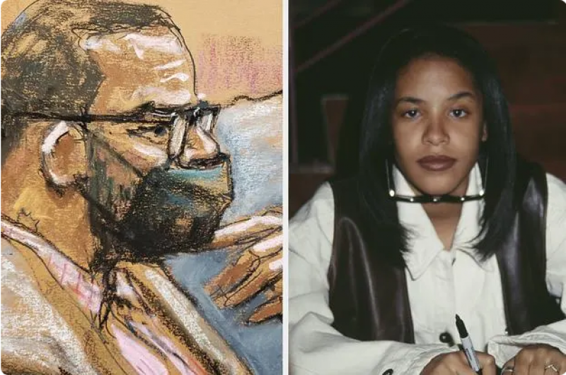 The Minister Who Married R. Kelly And Aaliyah Described Their Secret Wedding For The First Time