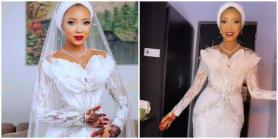 Modest but Make it Stylish: Muslim Bride Redefines Royalty in Stunning Wedding Dress