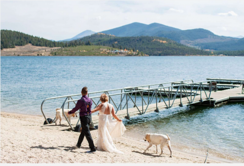 Summit County locals give tips for eloping in one of Colorado's best wedding destinations