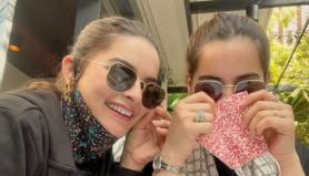 '3 days to go': Aiman Khan is 'not ready' for Minal Khan's wedding