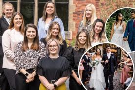 Tyn Dwr Hall in Llangollen named Best Wedding Venue in North Wales