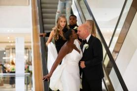 Selfridges hosts its first ever wedding as couple tie the knot in secret ceremony