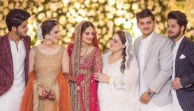 'We all felt your presence there': Aiman Khan pens tribute for father after Minal Khan's wedding
