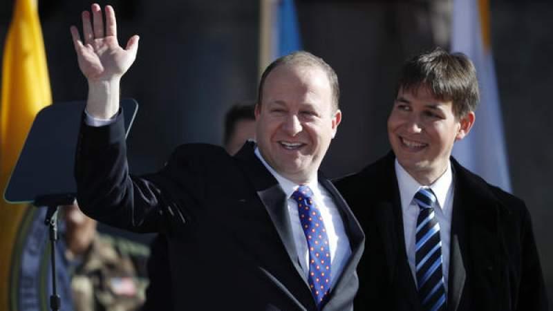 Colorado Gov. Jared Polis' Wedding Marks 1st Same-Sex Marriage Of Sitting Governor