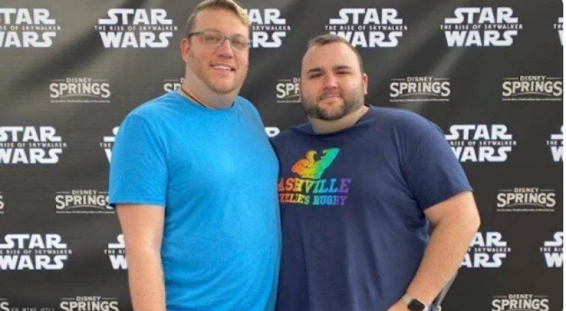 This Gay Couple Got a Better Wedding Venue After Being Denied by Homophobe