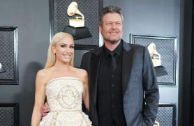 Gwen Stefani still has her wedding on her mind