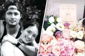 Ellen Adarna, Derek Ramsay send out wedding invitations