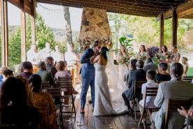 Wedding giveaway winners say 'I do'