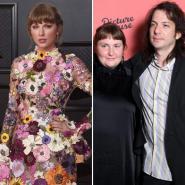 Taylor Swift Was a Bridesmaid at Lena Dunham, Luis Felber's Wedding