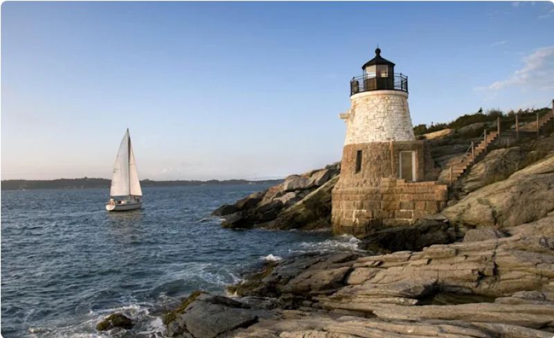 Rhode Island wedding boaters fined $10K for firing distress flair and summoning helicopters
