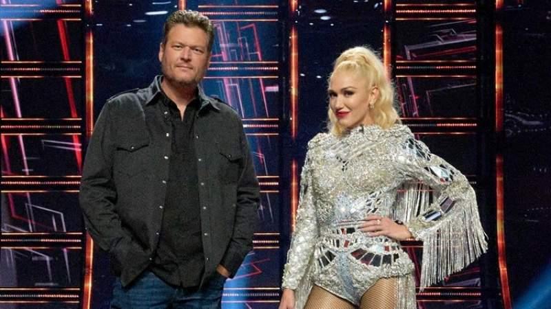 Blake Shelton Jokes Gwen Stefani Wedding Is 'Ultimate Publicity Stunt' for 'The Voice'
