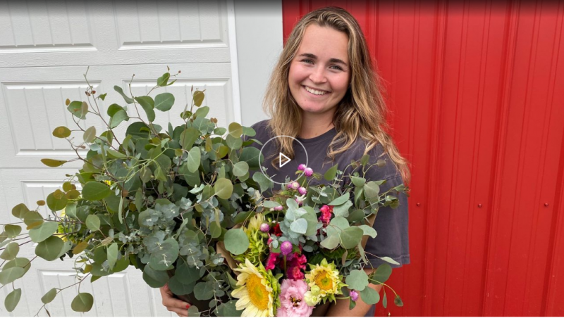 New roots: Flower farm business inspires family's wedding venue in Goldsboro