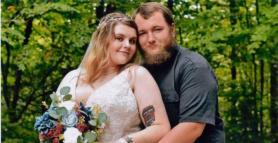 Gossett-Laughridge wedding