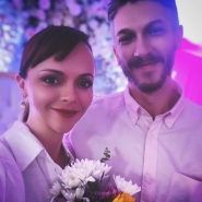 Christina Ricci Marries Mark Hampton: Wedding Photos