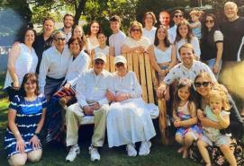 Lockmans celebrate 65th wedding anniversary